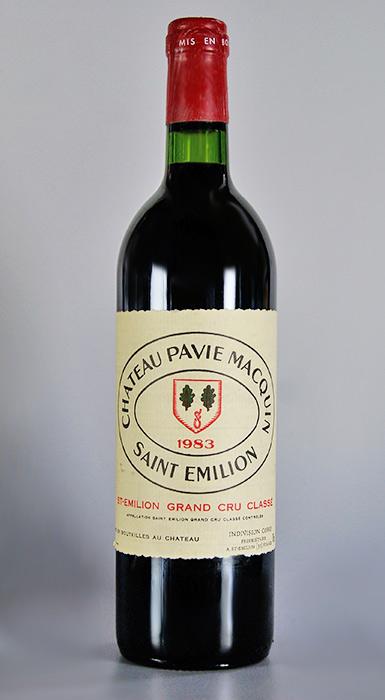 Chateau Peavey Makan [1983] Chateau Pavie Macquin [1983]