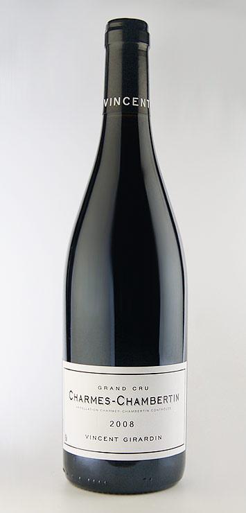 【6本~送料無料】シャルム・シャンベルタン グラン・クリュ [2007] (ヴァンサン・ジラルダン) Charmes Chambertin Grand Cru [2007] (Vincent Girardin) 【赤 ワイン】