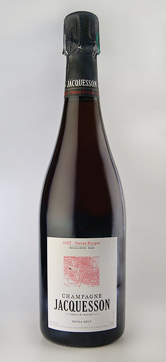 Dizzy tail rouge rose extra ブリュット ミレジム [2004] treasuring DDizy Terre Rouge Rose Extra Brut Millesime [2004] Box (Jaquesson)