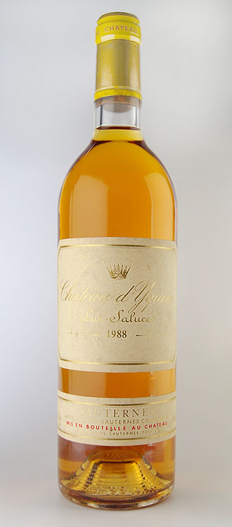 Château d'yquem in Sauternes and special first class rating Chateau d ' Yquem Premiers Crus Superieur