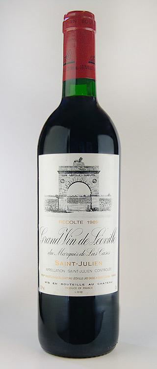 シャトー・レオヴィル・ラス・カーズ [1989] メドック・グラン・クリュ・クラッセ・格付第2級・AOCサン・ジュリアンChateau Leoville Las Cases [1989] AOC Saint Julien Grand Cru Classe 【赤 ワイン】