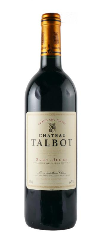 シャトー・タルボ [2016] Chateau Talbot [2016] AOC Saint-Julien フランス/ボルドー/オー・メドック/AOCサン・ジュリアン/メドック 第4級格付/赤/750ml