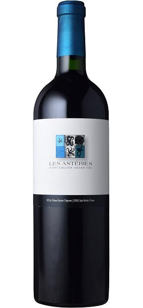 【6本~送料無料】レ・ザステリ [2008] AOCサン・テミリオン・グラン・クリュLes Asteries [2008] AOC Saint Emilion Grand Cru 【赤 ワイン】