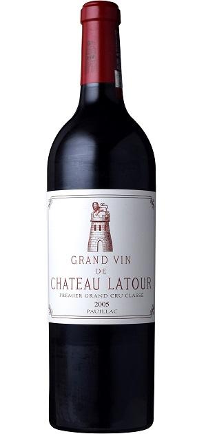 シャトー・ラトゥール [2007] メドック格付第一級・AOCポイヤック Chateau Latour [2007] Grand Cru Classes Premiers Cru du Medoc AOC Pauillac 【赤ワイン】
