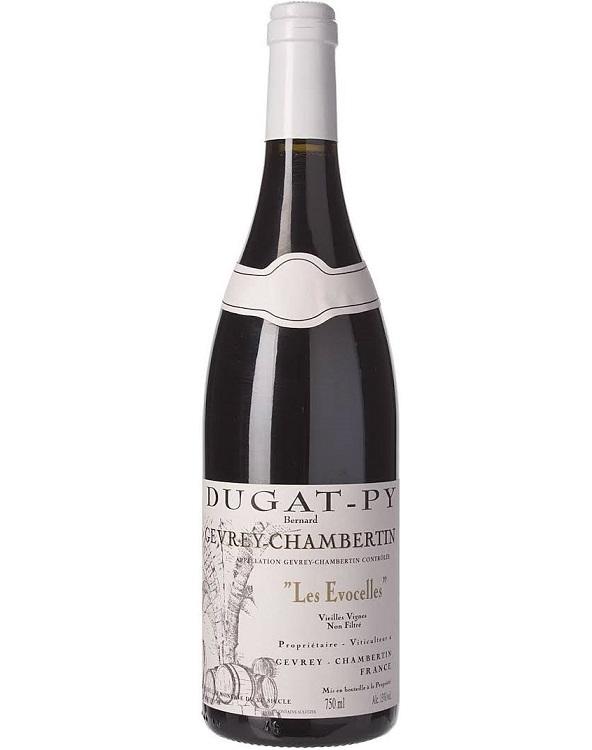 ジュヴレ・シャンベルタン プルミエ・クリュ レ・ゼヴォセル ヴィエイユ・ヴィーニュ [2008] (ベルナール・デュガ・ピィ) Gevrey Chambertin 1er Cru Les Evocelles Vieille Vigne [2008] (Bernard Dugat-Py) 【赤 ワイン】