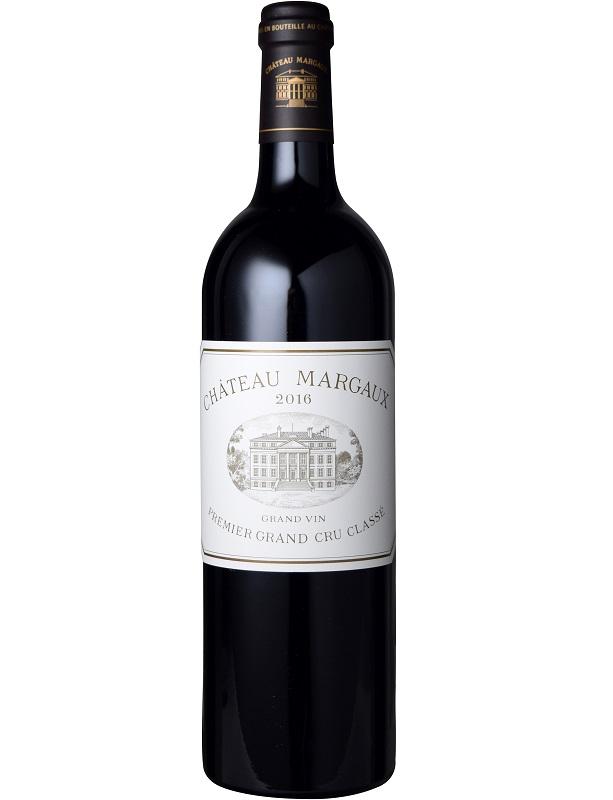 シャトー・マルゴー [2016] メドック格付第1級・AOCマルゴー Chateau Margaux [2016] AOC Margaux 【赤ワイン フランス ボルドー オー・メドック AOCマルゴー 第1級格付】