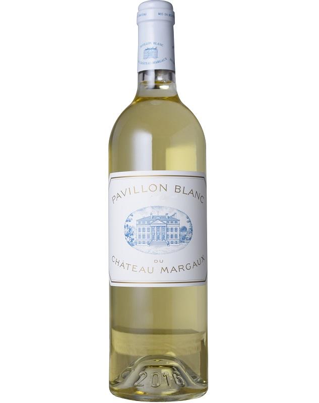 パヴィヨン・ブラン・デュ・シャトー・マルゴー [2016] Pavillon Blanc du Chateau Margaux [2016] 【白 ワイン フランス ボルドー AOCボルドー】