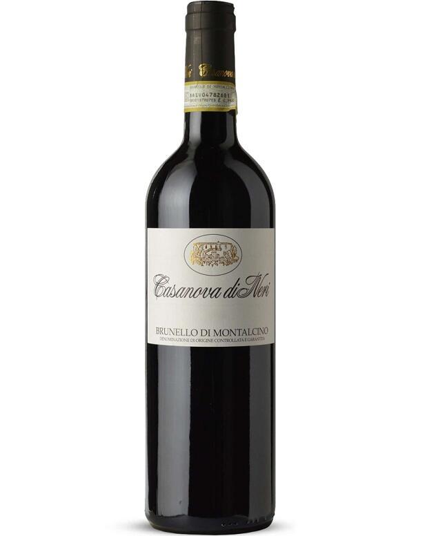 ブルネッロ・ディ・モンタルチーノ [2004] (カサノヴァ・ディ・ネリ) Brunello di Montalcino [2004] (Casanova di Neri) 【赤 ワイン イタリア】