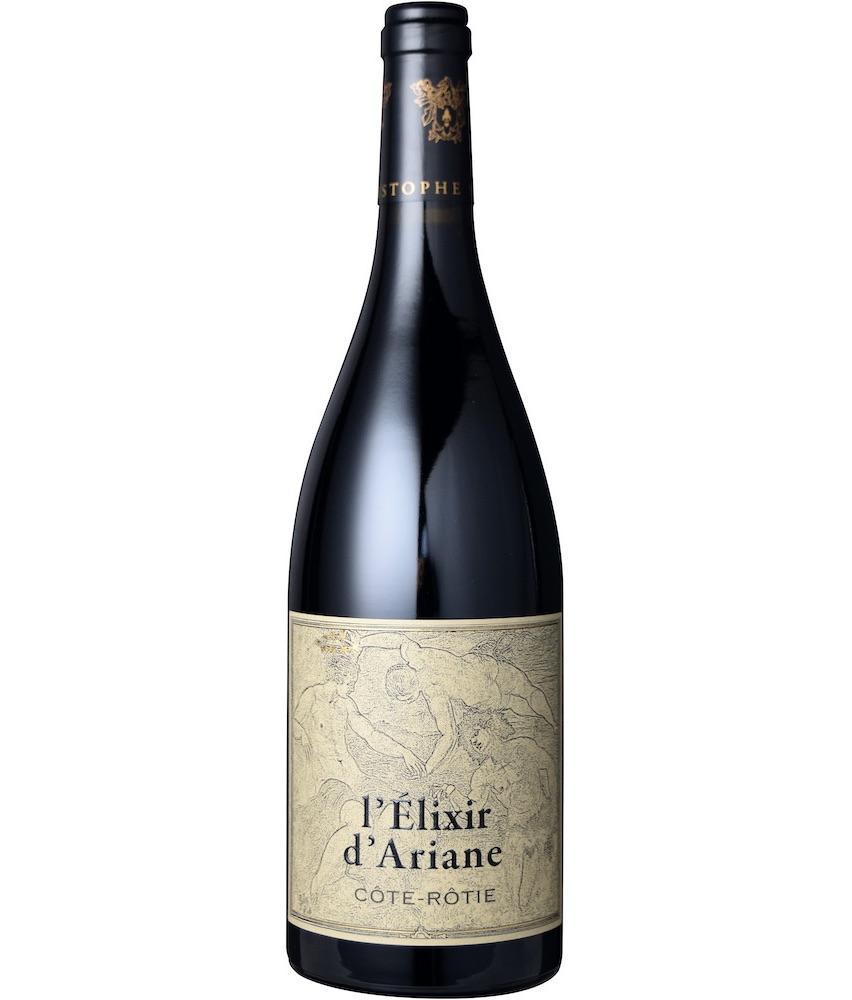 コート ロティ レリクシール ダリアンヌ [2013] (ドメーヌ・クリストフ・セマスカ) Cote Rotie l'Elixir d'Ariane [2013] (Domaine Christophe Semaska) 赤ワイン / フランス / ローヌ / 750ml