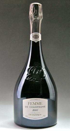 Femme de Champagne [2000] (Duval-Leroy) Femme de Champagne [2000] (Duval Leroy)