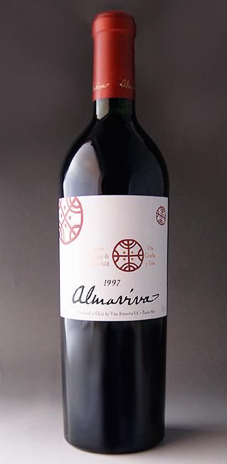 Almaviva 斯可 [1996] (Concha y Toro & 男爵-菲利普-德-罗斯柴尔德) [1996] (菲利普 · 罗斯柴尔德男爵和维娜鼻甲 yToro)