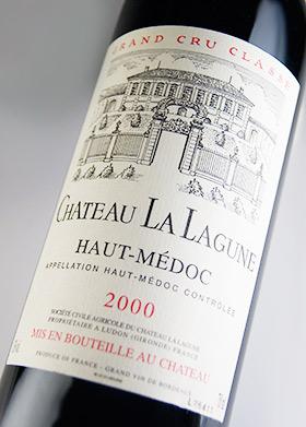 Médoc Grand Cru Chateau La lagune [2000], Classe, rating class 3 Chateau La Lagune [2000]