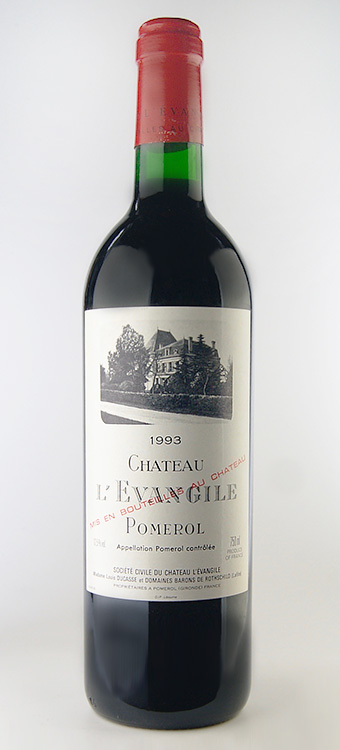 Château l'Evangile [1989] Chateau l ' Evangile [1989]