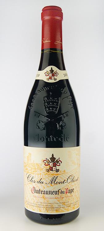 【よりどり6本以上送料無料商品】 シャトーヌフ・デュ・パプ [1998] (クロ・デュ・モン・オリヴェ) Chateauneuf du Pape [1998] (Clos du Mont Olivet) 赤ワイン / フランス / コート・デュ・ローヌ】 / 750ml