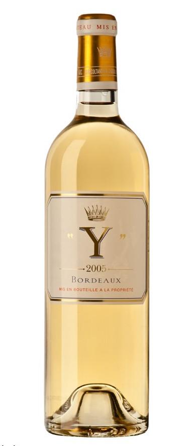 イグレック・ド・シャトー・ディケム [2007] ソーテルヌ・特別第一級格付け [Y(Ygrec)] de Chateau d'Yquem [2007] Premiers Crus Superieur 【白 ワイン】