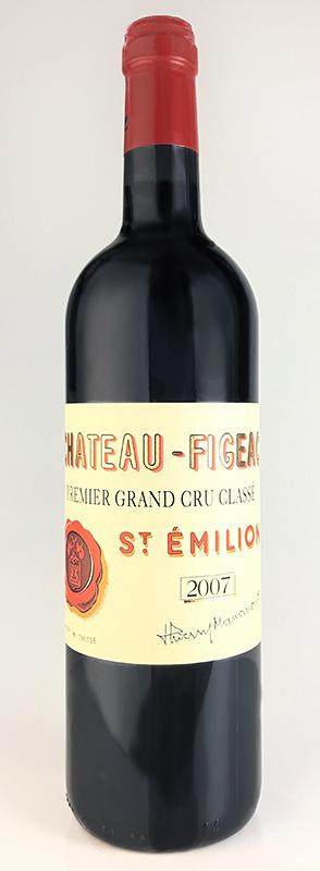 Chateau-Figeac Saint-Emilion, 1er-Grand-Cru-Classe (Saint-Émilion first special class) Chateau Figeac Saint-Emilion Premier Grand Cru Classe