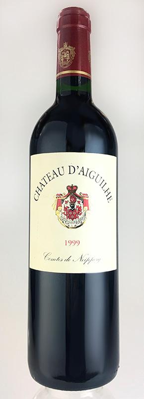 酒庄德吉尔 [1999] AOC 法院狄伦城堡 d'Aiguilhe [1999] AOC 柯特斯狄伦山坡