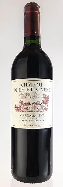 城堡·deyuruforu·vivan[2002]AOC marugomedokku排名第2级Chateau Durfort Vivens[2002]AOC Margaux