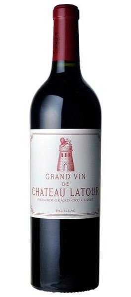 シャトー・ラトゥール [2008] メドック格付第一級 Chateau Latour [2008] Grand Cru Classes Premiers Cru du Medoc AOC Pauillac 【赤ワイン フランス ボルドー オー・メドック ポイヤック AOCポイヤック】
