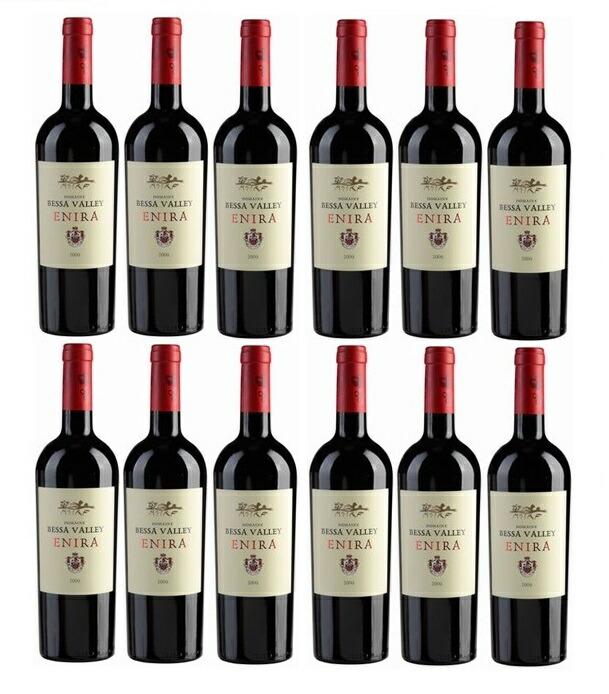 エニーラ (ベッサ・ヴァレー・ワイナリー) 【12本セット】 Enira (Bessa valley winery) 【12bottle set 現行ヴィンテージ うち飲み ワインセット 赤ワイン】