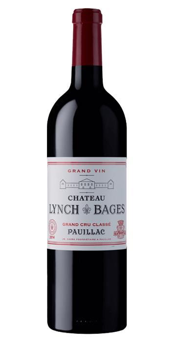 シャトー・ランシュ・バージュ [2017] Chateau Lynch Bages [2017] フランス/ボルドー/オー・メドック/AOCポイヤック/メドック 第5級格付/赤/750ml