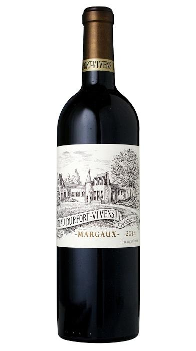 【6本~送料無料】シャトー・デュルフォール・ヴィヴァン [2010] AOCマルゴーメドック格付第2級 Chateau Durfort Vivens [2010] AOC Margaux 【赤 ワイン】【フランス】【ボルドー】