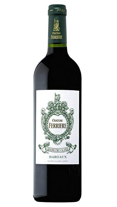【よりどり6本以上送料無料商品】 シャトー・フェリエール [2009] AOCマルゴー メドック格付第3級 Chateau Ferriere [2009] AOC Margaux 赤ワイン/フランス/ボルドー/オー・メドック/750ml