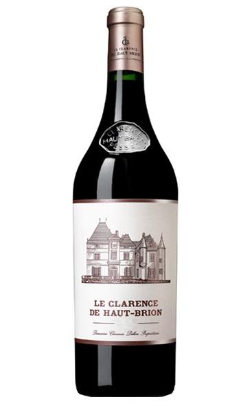 【6本~送料無料】ル・クラレンス・ド・オー・ブリオン [2015] セカンドワイン Le Clarence de Haut Brion [2015] 【赤 ワイン】【フランス】【ボルドー】