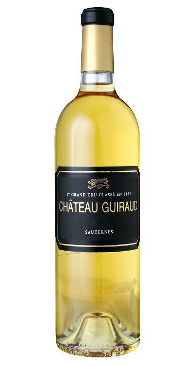 【よりどり6本以上送料無料商品】シャトー・ギロー [1998] AOCソーテルヌ・プルミエ・クリュ・クラッセ・格付第1級・シャトー元詰 Chateau Guiraud [1998] AOC Sauternes 1er Cru Classe 【極甘口】【白 ワイン】