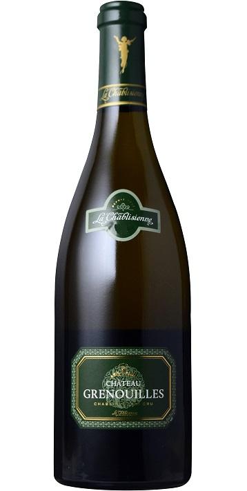 【よりどり6本以上送料無料商品】 シャブリ グラン・クリュ グルヌイユ シャトー・グルヌイユ [2011] (ラ・シャブリジェンヌ) Chablis Grand Cru Grenouilles Chateau Grenouilles [2011] (La Chablisienne) 白ワイン / フランス / 正規代理店輸入品