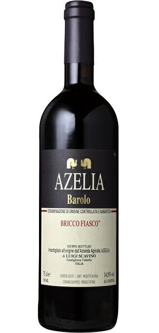 【よりどり6本以上送料無料商品】バローロ ブリッコ・フィアスコ [2014] (アゼリア) Barolo Bricco Fiasco [2014] (Azienda Agricola Azelia) 【赤ワイン イタリア】