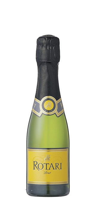【送料無料】ロータリ ブリュット [NV] (ロータリ) 187ml×24本 Rotari Brut [NV] (ROTARI) 187ml×24本 【白 スパークリングワイン イタリア】
