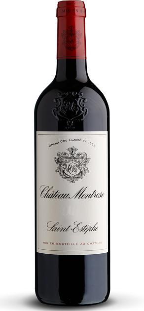 【6本~送料無料】シャトー・モンローズ [2014] メドック格付第2級 AOCサン・テステフ Chateau Montrose [2014] 【赤 ワイン】