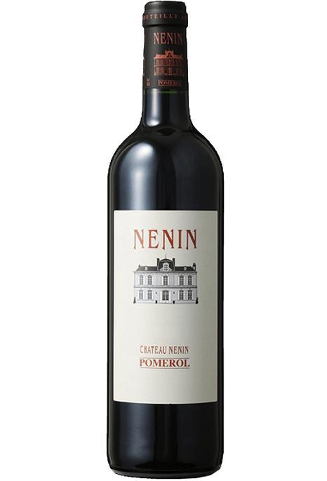 シャトー・ネナン [1997] AOCポムロール Chateau Nenin [1997] AOC Pomerol 【赤ワイン フランス ボルドー】