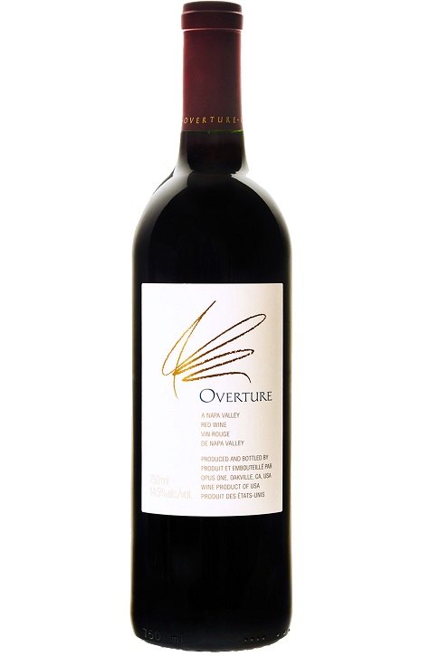オーバーチュア [NV] (ロバート・モンダヴィ・ワイナリー) Overture [NV] (Robert Mondavi Winery) 【赤 ワイン アメリカ カリフォルニア】