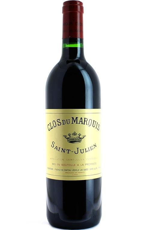 クロ・デュ・マルキ [1998] メドック格付第2級 AOCサン・ジュリアン Clos du Marquis [1998] AOC Saint Julien 【フランス ボルドー 赤ワイン】