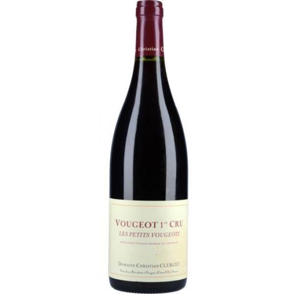 ヴージョ・プルミエ・クリュ レ・プティ・ヴージョ [2007] (ドメーヌ・クリスチャン・クレルジェ) Vougeot 1er Cru Les Petits Vougeot [2007] (Domaine Christian Clerget) 【赤 ワイン】