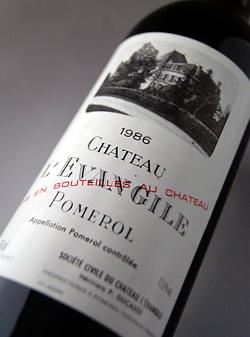 Château l'Evangile [1986] Chateau l ' Evangile [1986]