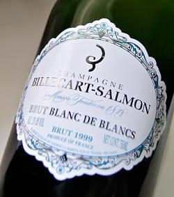 Blanc de Blanc Brut millésime [1999] (Billecart-Salmon) Blanc de Blancs Brut Millesime [1999] (BILLECART SALMON)