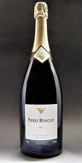 """""""Hugues de Kurume"""" Blanc de Blanc Brut (Pierre moncui) [NV] Magnum 1500 ml """"Hugues de Coulmet"""" Blanc de Blancs Brut R m. [NV] (PIERRE MONCUIT) 1500 ml"""