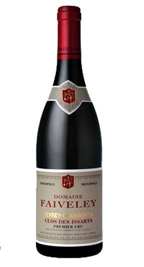 ジュヴレ・シャンベルタン プルミエ・クリュ クロ・デ・イサール (モノポール) [2010] (フェヴレ) Gevrey Chambertin 1er Cru Clos Des Issarts (MONOPOLE) [2010] (Faiveley) 【赤 ワイン】【フランス】