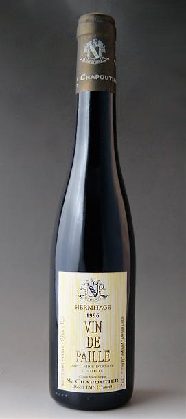 Van de Paille Hermitage [1996] ( M. chapoutier ) 375 ml Ermitage Vin De Paille [1996] (M. Chapoutier) 375 ml
