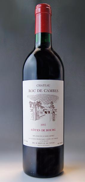 Chateau rock de comb [1992] Chateau Roc De Cambes [1992]