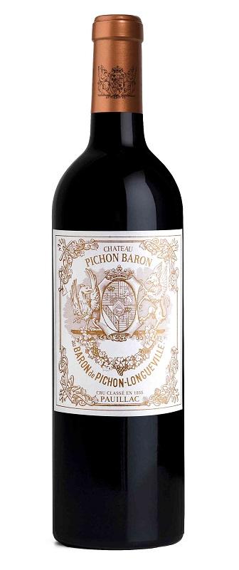 シャトー・ピション・ロングヴィル・バロン [2011] AOCポイヤック・メドック格付第2級 Chateau Pichon Longueville Baron [2011] AOC Pauillac 【赤 ワイン フランス ボルドー オー・メドック】