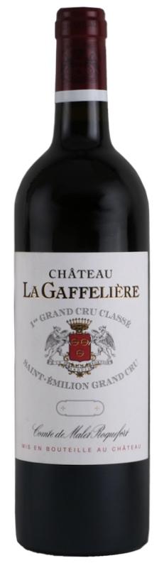 Saint-Emilion Chateau La gaffeliere, Gran-Cru, Classe B, 1st Special grade Chateau La Gaffeliere
