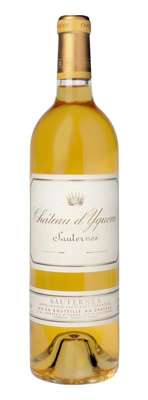 シャトー・ディケム [1998] ソーテルヌ・特別第一級格付け Chateau d'Yquem [1998] Premiers Crus Superieur 【白 ワイン】【貴腐ワイン】【極甘口】