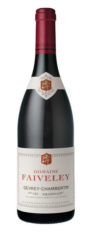 ジュヴレ・シャンベルタン プルミエ・クリュ シャンポネ [2009] (フェヴレ) Gevrey Chambertin 1er Cru Champonnet [2009] (Faiveley) 【赤 ワイン】