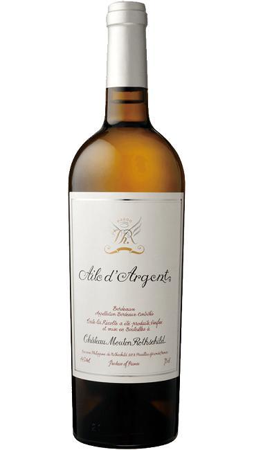 エール・ダルジャン [2014] シャトー・ムートン・ロートシルト元詰 Aile d'Argent [2014] Chateau Mouton Rothschild AOC Bordeaux Blanc 【白ワイン】