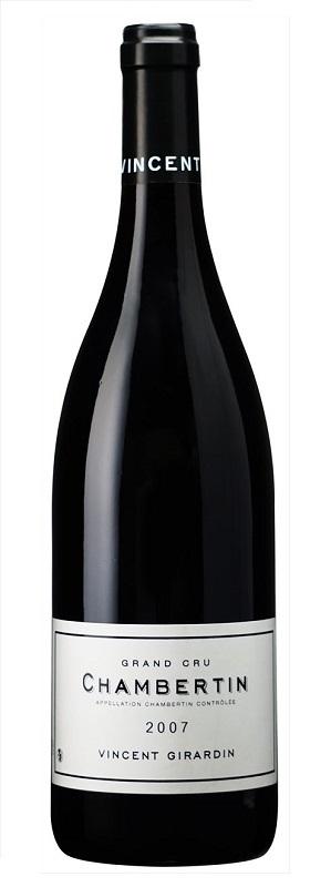 【よりどり6本以上送料無料商品】シャンベルタン グラン・クリュ [2007] (ヴァンサン・ジラルダン) Chambertin Grand Cru [2007] (Vincent Girardin) 【赤 ワイン】【フランス】【ブルゴーニュ】