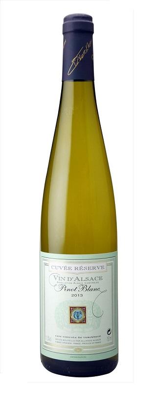 アルザス ピノ ブラン キュヴェ レゼルヴ 2018 テュルクハイム葡萄栽培者組合 Alsace Pinot Blanc メーカー再生品 Cuvee Cave Turckheim (人気激安) 白 Reserve de ワイン Vinicole フランス
